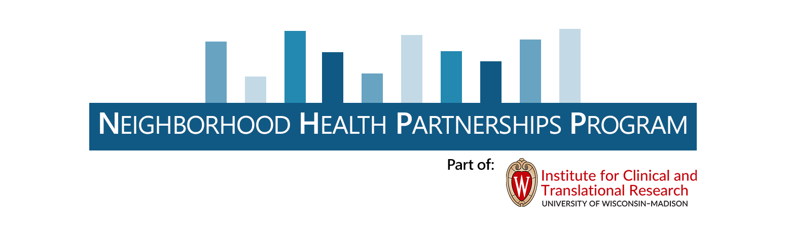 Neighborhood Health Partnerships Program Logo